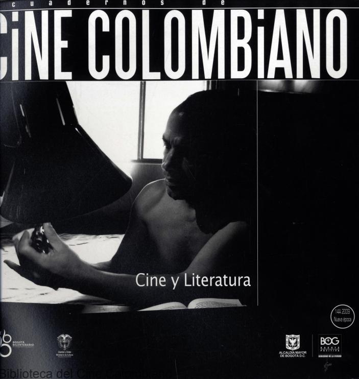 Imagen de apoyo de  Cuadernos de cine colombiano No. 14A: Cine y literatura (2009)