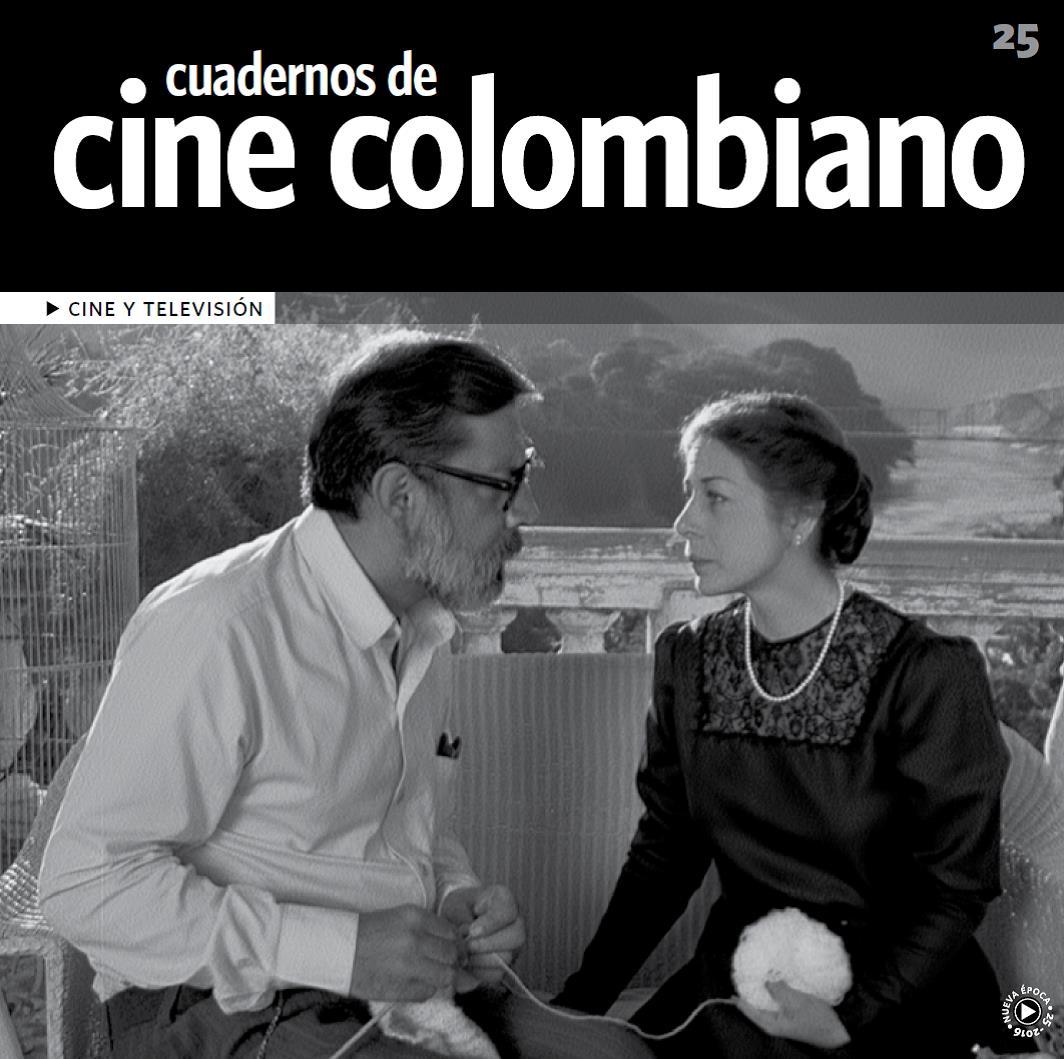 Imagen de apoyo de  Cuadernos de cine colombiano No. 25: Cine y televisión (2016)